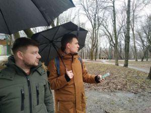 Хмельниччина: На онлайн-карті — кожне дерево