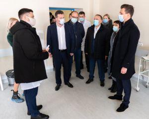 Черкащина: В Умані за підтримки єврейської громади відкрили ПЛР-лабораторію