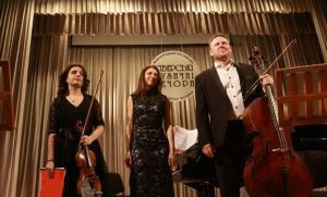 В Чернигове несмотря на ограничения, стартовал музыкальный фестиваль