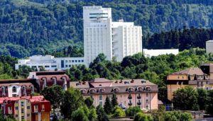 На курортах Львовщины реабилитируют от коронаосложнений