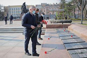 Миколаївці вшанували подвиг ольшанців