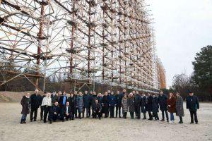 Обсудили социальную защиту пострадавших и ликвидаторов Чернобыльской катастрофы