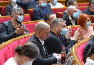 Верховна Рада ухвалила заяву щодо ескалації російсько-українського збройного конфлікту