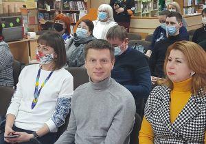 Донеччина: У Краматорську розпочав роботу «Гончаренко центр-партнер»