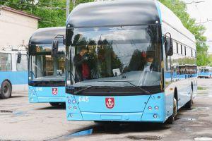 В Виннице появится еще пять собственных троллейбусов