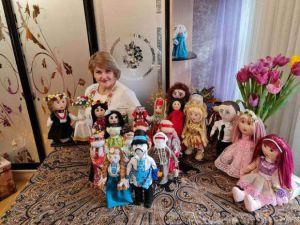 Ляльки з душею і характером