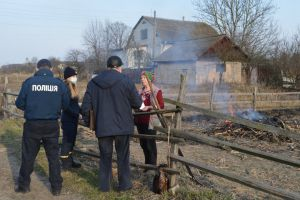 Черниговщина: За выжигание сухой растительности —  немалые штрафы