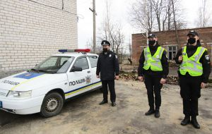 Житомирщина: Поліцейська станція забезпечуватиме правопорядок у громаді