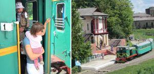 Луцьк: Дитяча залізниця іде під укіс