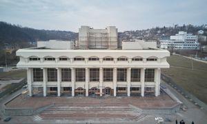 Черкащина: У Каневі культурний центр потрапив під реконструкцію