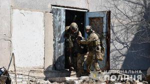 На Луганщине провели плановые антитеррористические учения