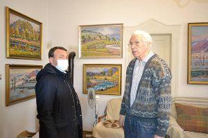 Створити музей художника Золтана Шолтеса