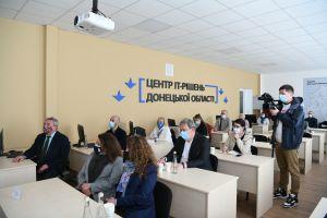 Центри ІТ-рішень відкрилися у Краматорську та Сєвєродонецьку