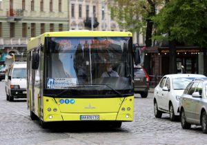 Во Львове отказались от белорусских автобусов