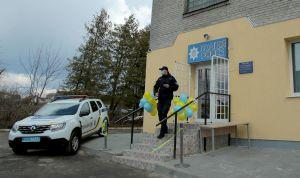 Львовщина: В селе Подгорное появилась полицейская станция