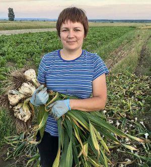 Вербский сельский голова выращивает экзотические растения