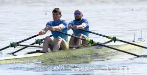 Академічне веслування: Здобуто першу олімпійську ліцензію