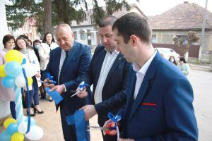 Закарпаття: У Білківській громаді відкрили ЦНАП