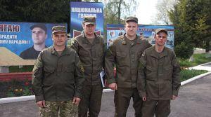 Вінниччина: Гвардійцям показали фільм про їхню перемогу