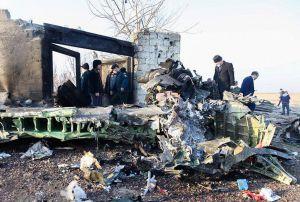 Авіакатастрофа під Тегераном: запитань і звинувачень більше, ніж відповідей