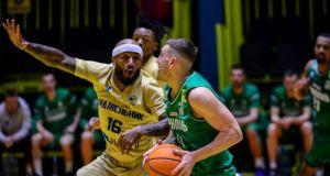 Баскетбол: Дніпровська сотня