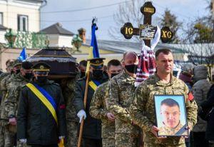 Військового з Луцька Сергія Сулиму нагороджено посмертно