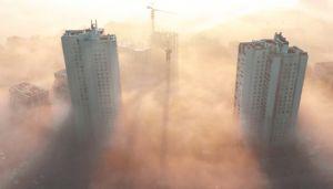 Київ знову в антирейтингу із забруднення повітря