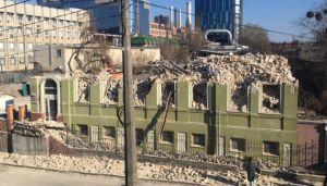 У Києві замість історичної будівлі постане черговий хмарочос