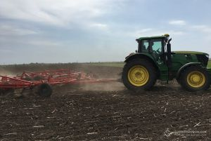 Меньше озимой пшеницы — больше сои и кукурузы