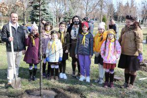 Житомирщина: Поповнили зелену скарбницю