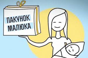 Про внесення змін до Закону України «Про державну допомогу сім'ям з дітьми» щодо надання допомоги у зв'язку з вагітністю та пологами та ефективного використання бюджетних коштів при фінансуванні одноразової натуральної допомоги «пакунок малюка»