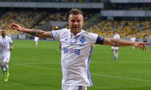 Футбол: Ярмоленка сватають у «Динамо»