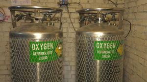 Розподілили кисень по лікарнях Хмельниччини