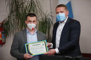 Полтавщина: У Кременчуці медики отримали квартири