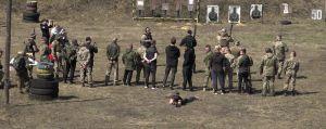 Чернігівщина: У Ніжині провели бойовий вишкіл