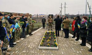 У Слов'янську вшанували пам'ять перших загиблих Героїв АТО