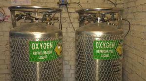 Хмельнитчина: Тонны кислорода для больниц
