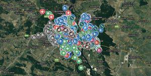 Оновили карту бомбосховищ Києва
