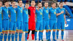 Футбол: Команда Украины — финалист Евро-2022