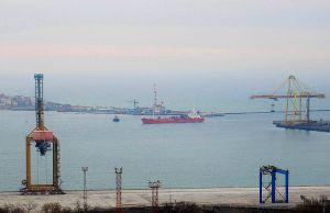 Одещина: У порт увійшов уже третій танкер