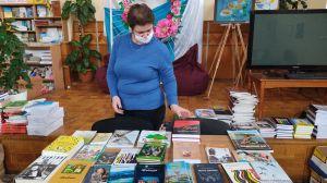 Хмельницкий: Пополнятся сельские библиотеки