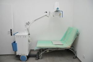 Ривненщина: Больница получила современный рентгенкабинет