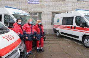 Львовщина: Регион получил «скорые»