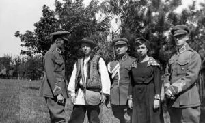 Отметили годовщину со дня рождения летописца гуцульского народа