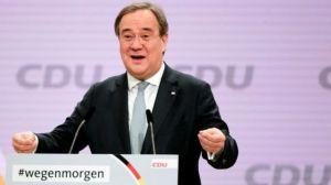 Жребий брошен:  кандидат на пост канцлера от ХДС/ХСС — Армин Лашет