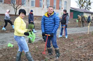 Житомирщина: В Малине пустырь превратят в культурный островок