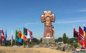 Виннитчина: Расчистили родник возле истока реки Рось