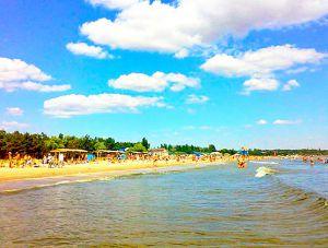 Николаевщина: После ремонта дороги курортная Рыбаковка сможет принять еще больше гостей