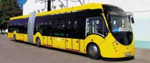 В Одесі визначено маршрути електробусів