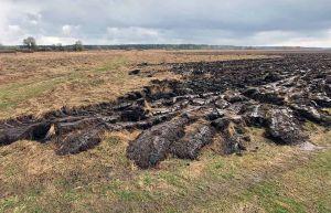 Селяни протестують проти розорювання заливних лук